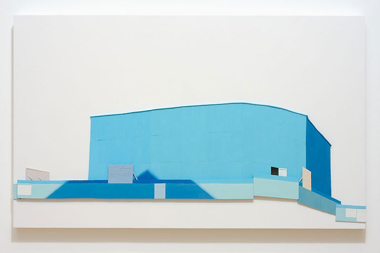 Post No Bills Blue, 2008